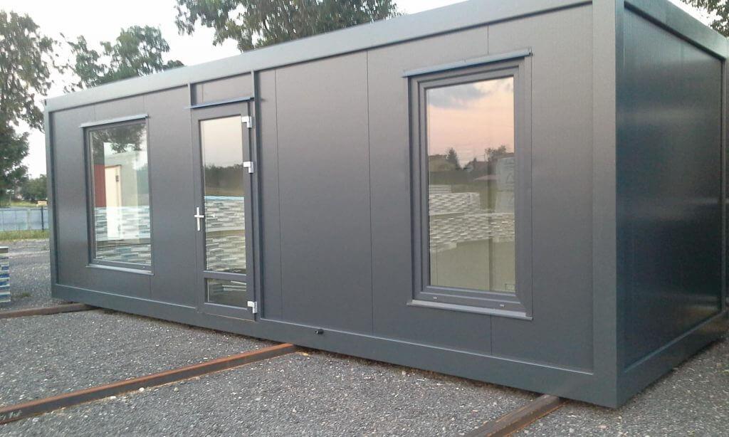 oferujemy kontenery biurowe z płyt warstwowych
